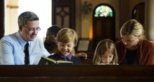 3-family-mass-pew-liturgy-parenting-children-shutterstock