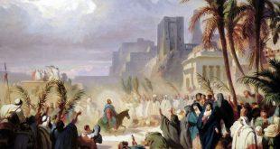 4-Liturgia para o domingo de Ramos e da Paixão do Senhor