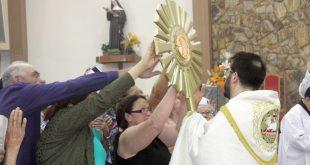 Missa e 8º Dia da Novena das Mãos Ensanguentadas de Jesus56