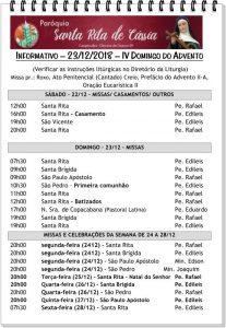 PARÓQUIA SANTA RITA DE CASSIA